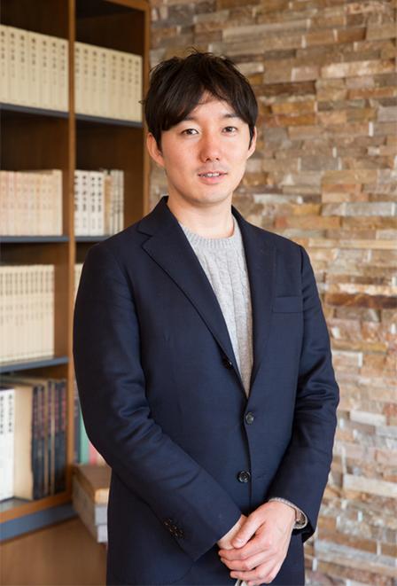 代表取締役 篠塚 孝哉